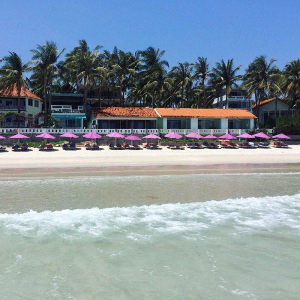 Пляж Парадайс Альфа Турс экскурсии нячанг вьетнам (5)